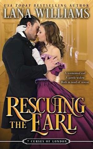 Bog, paperback Rescuing the Earl af Lana Williams