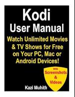 Kodi User Manual