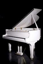 White Grand Piano Journal