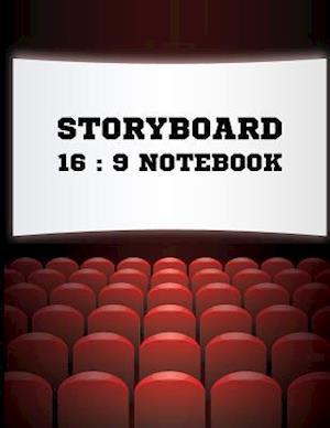 Bog, paperback Storyboard Book af Me Journal