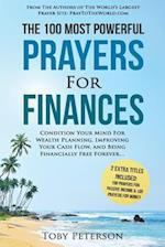 Prayer the 100 Most Powerful Prayers for Finances 2 Amazing Bonus Books to Pray for Passive Income & Money
