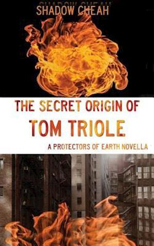 Bog, paperback The Secret Origin of Tom Triole af Shadow Cheah