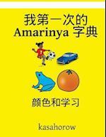 My First Chinese-Amarinya Dictionary