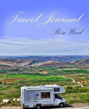 Bog, paperback Travel Journal af Rose Wood