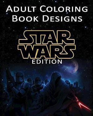 Bog, paperback Adult Coloring Book Designs af Coloring Books