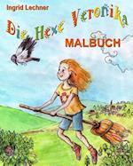 Die Hexe Veronika - Malbuch