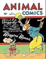 Animal Comics # 3 af Dell Publishing Company