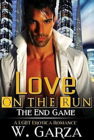 Bog, paperback Love on the Run af MR W. Garza