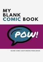 My Blank Comic Book