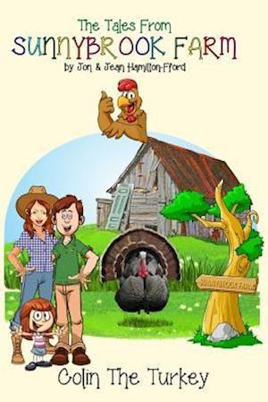 Bog, paperback Colin the Turkey af Jon Hamilton-Fford