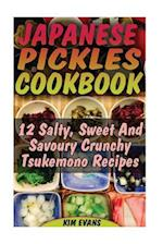 Japanese Pickles Cookbook
