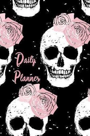 Bog, paperback Daily Planner af Dark Road Designs