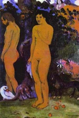 """Adam and Eve"" by Paul Gauguin - 1902"