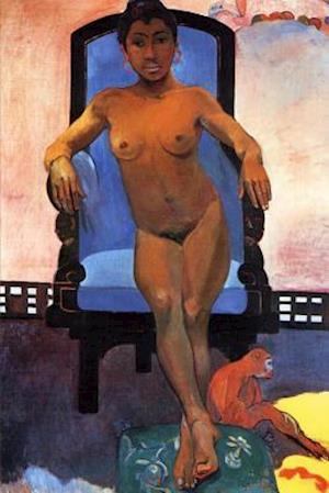 """Annah the Javanese"" by Paul Gauguin - 1893"