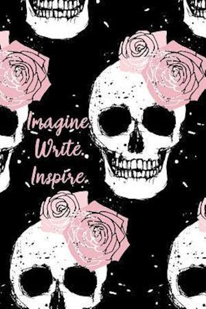 Bog, paperback Imagine. Write. Inspire. af Dark Road Designs