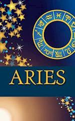 Aries af Horoscope Blank Notebooks