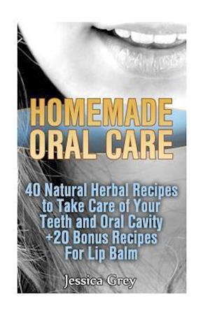 Bog, paperback Homemade Oral Care af Jessica Grey