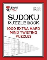 Twisted Mind Sudoku Puzzle Book af Twisted Mind
