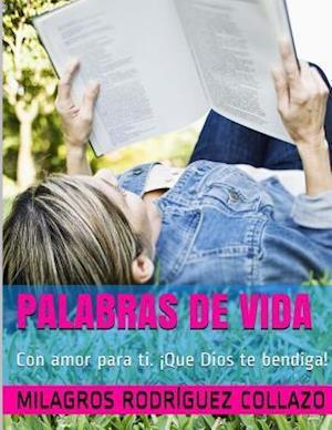 Bog, paperback Palabras de Vida af Milagros Rodriguez Collazo