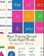 Brain Training Second Grade Sight Words