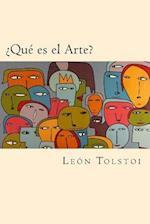 Que Es El Arte?