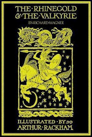 Bog, paperback The Rhinegold & the Valkyrie af Richard Wagner
