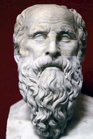 Bog, paperback An Ancient Marble Bust of Socrates Greek Philosopher Journal af Cs Creations