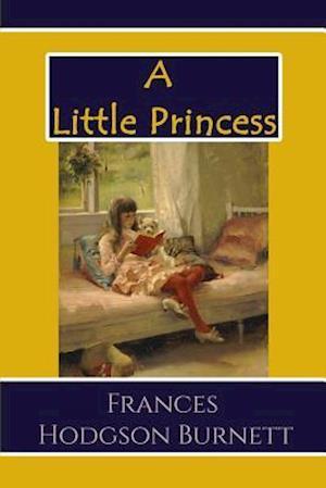 Bog, paperback A Little Princess af Frances Hodgson Burnett