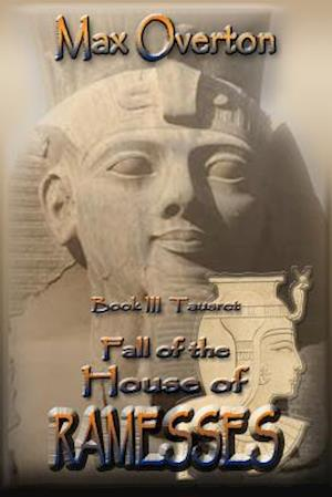Bog, paperback Fall of the House of Ramesses, Book 3 af Max Overton