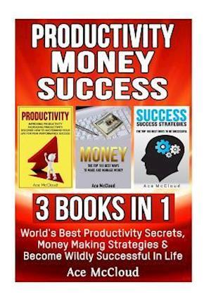 Bog, paperback Productivity af Ace Mccloud