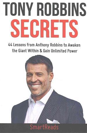 Bog, paperback Tony Robbins Secrets af Smart Reads