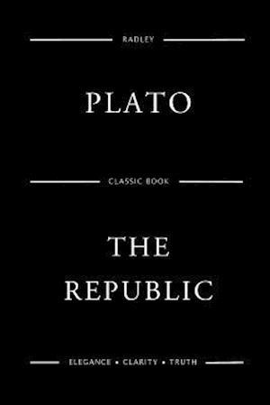 Bog, paperback The Republic af Plato