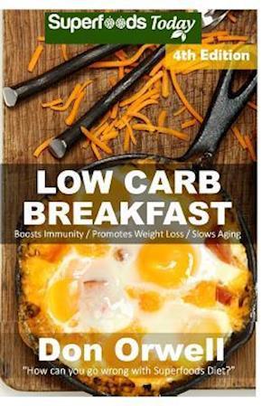 Bog, paperback Low Carb Breakfast af Don Orwell