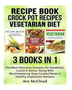 Bog, paperback Recipe Book af Ace Mccloud