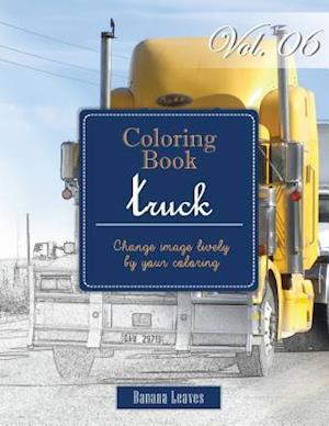 Bog, paperback Big Truck Collection af Banana Leaves