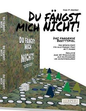 Bog, paperback Du Fangst Mich Nicht! - Das Fangende Brettspiel af York P. Herpers