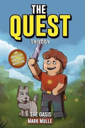 Bog, paperback The Quest af Mark Mulle