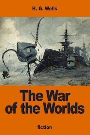 Bog, paperback The War of the Worlds af H. G. Wells