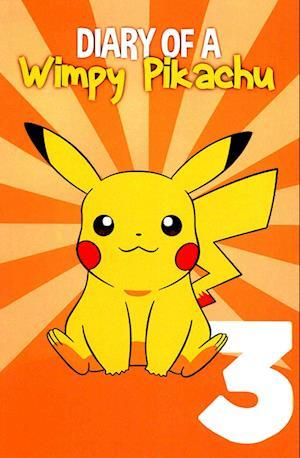 Bog, paperback Diary of a Wimpy Pikachu af Alex Addo