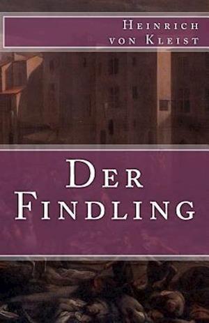 Bog, paperback Der Findling af Heinrich Von Kleist