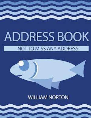 Bog, paperback Address Book