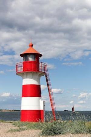 Bog, paperback The Lighthouse of Oddesund in Denmark Journal af Cs Creations