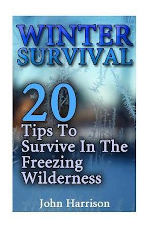 Bog, paperback Winter Survival af John Harrison