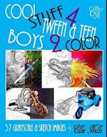Cool Stuff 4 Tween & Teen Boys 2 Color
