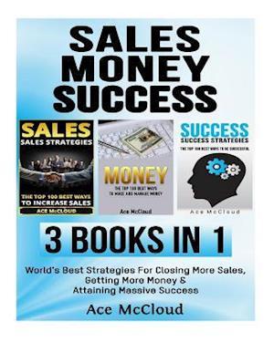Bog, paperback Sales af Ace Mccloud
