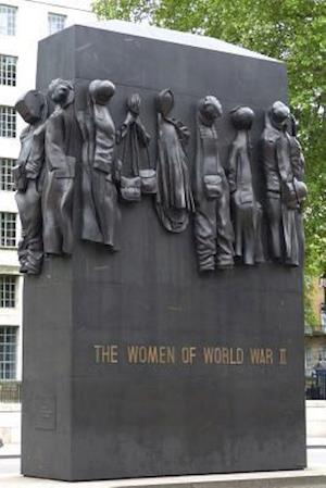 Bog, paperback The Women of WWII Memorial in London, England af Unique Journal