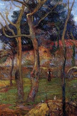 """Bare Trees"" by Paul Gauguin - 1885"