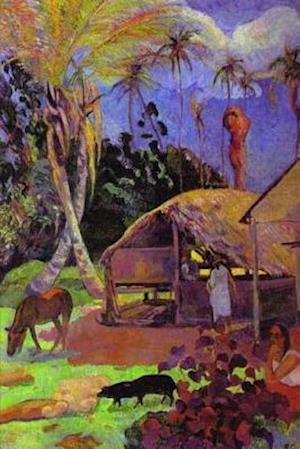 """Black Pigs"" by Paul Gauguin - 1891"