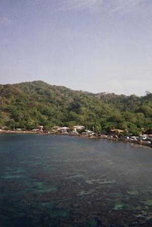 Bog, paperback Honduras Lagoon Journal af Cool Image