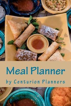 Bog, paperback Meal Planner af Centurion Planners
